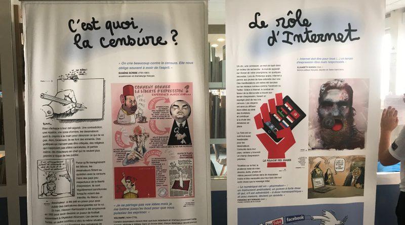 Exposition « Cartooning for peace » Dessins pour la paix