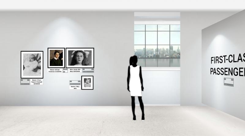 KIDS ABOARD TITANIC : A VIRTUAL MUSEUM